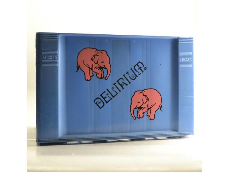 R Delirium Beer Crate