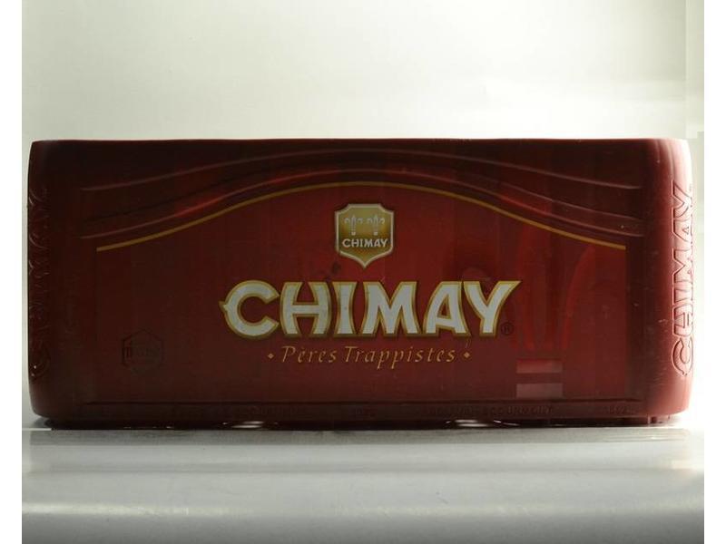 R Chimay Beer Crate