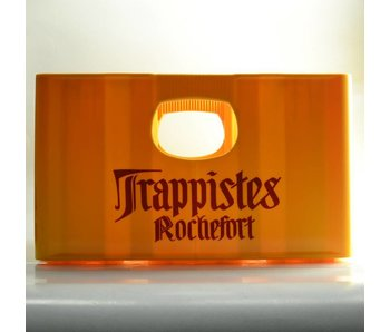 Trappistes Rochefort Beer Crate