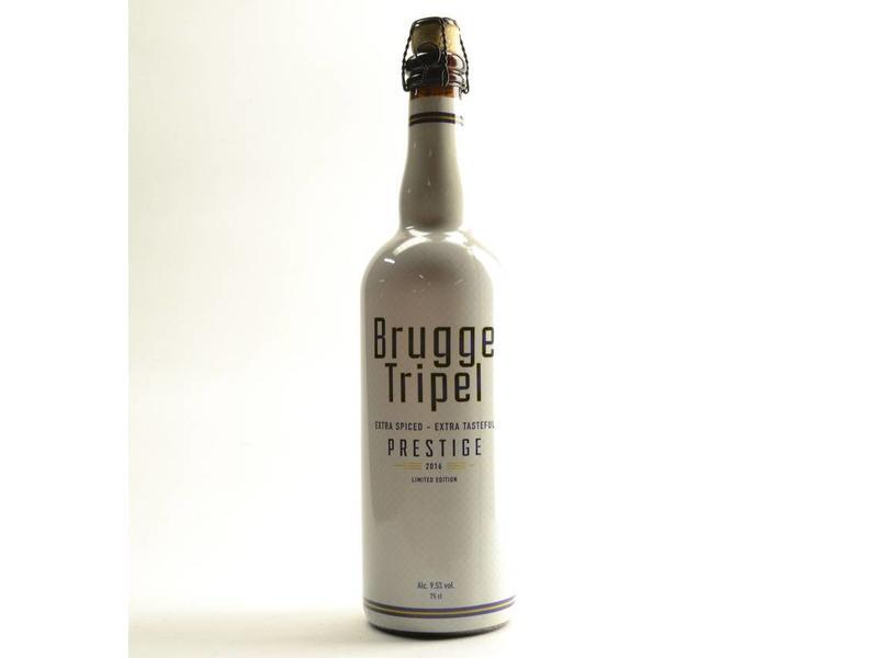 B3 Brugge Tripel Prestige - 75cl