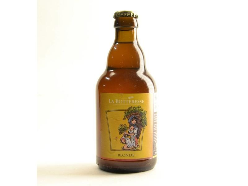 A3 Botteresse Blonde - 33cl