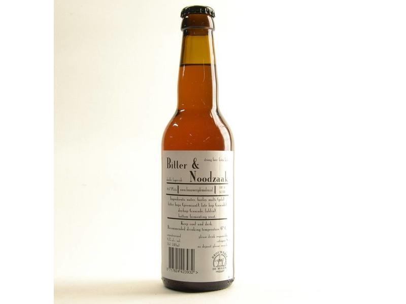A3 De Molen Bitter en Noodzaak - 33cl