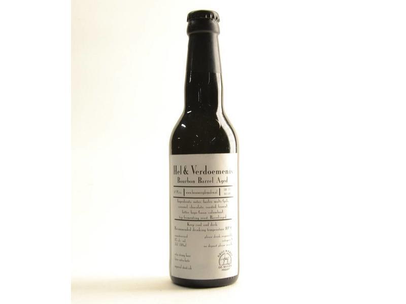 A3 De Molen Bourbon Hel en Verdoemenis - 33cl