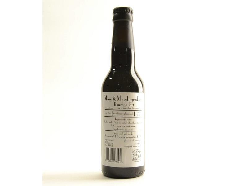 A3 De Molen Bourbon Mooi en Medogenloos - 33cl