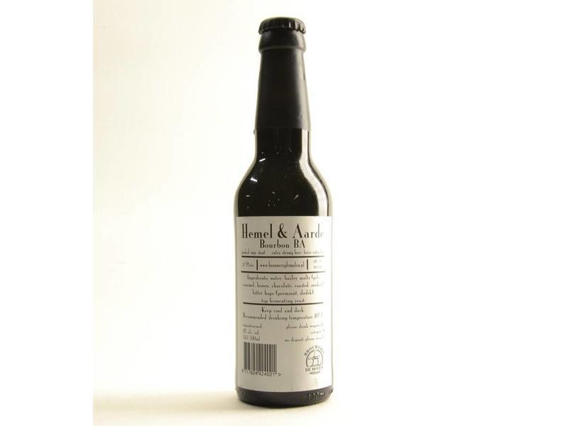 A3 De Molen Hemel en Aardde Bourbon - 33cl