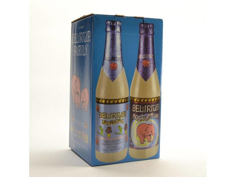 C Delirium Bier Geschenk