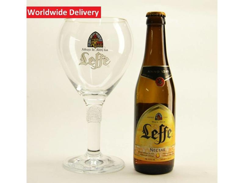 G Leffe Beer Glass (Large) - 50cl