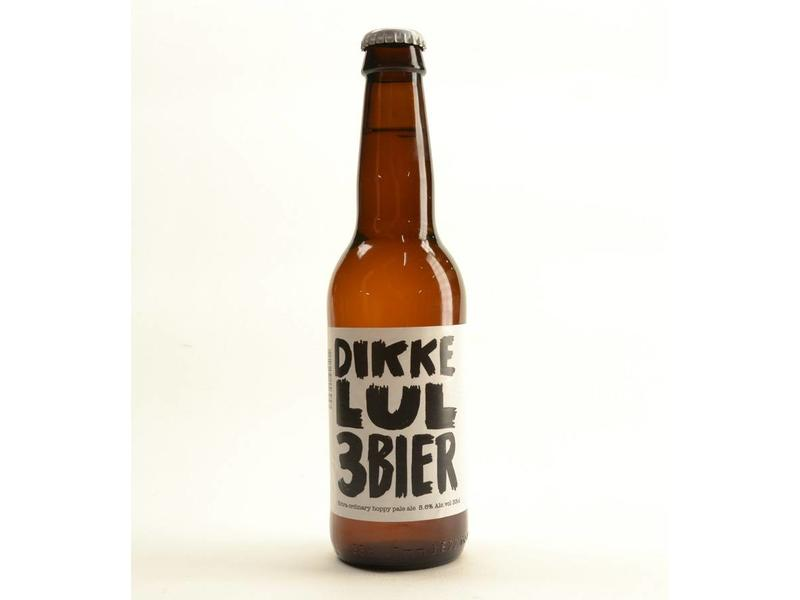A Dikke Lul Bier - 33cl