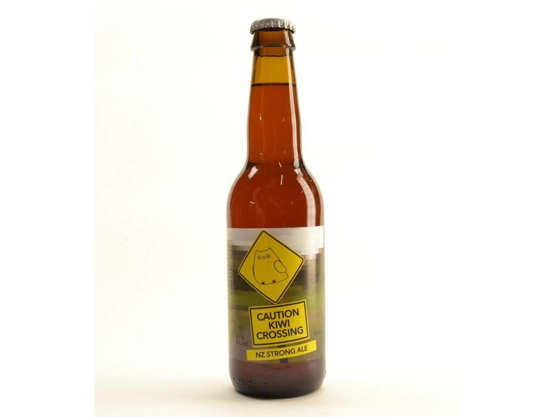 A Caution Kiwi Crossing - 33cl