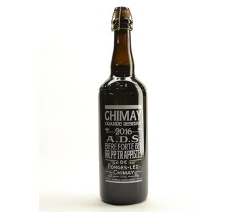 Chimay Special Grande Reserve 2016 ADS - 75cl