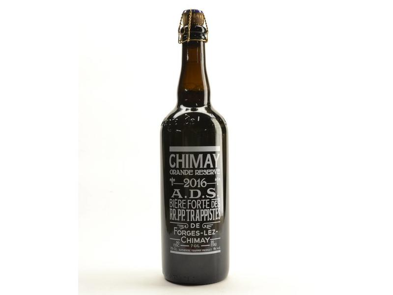B Chimay Special Grande Reserve 2016 ADS - 75cl
