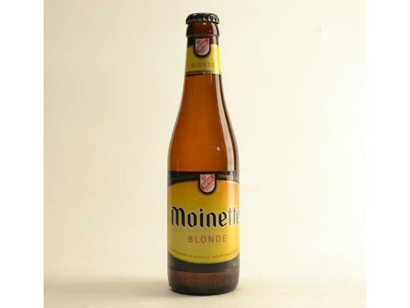 A Moinette Blonde