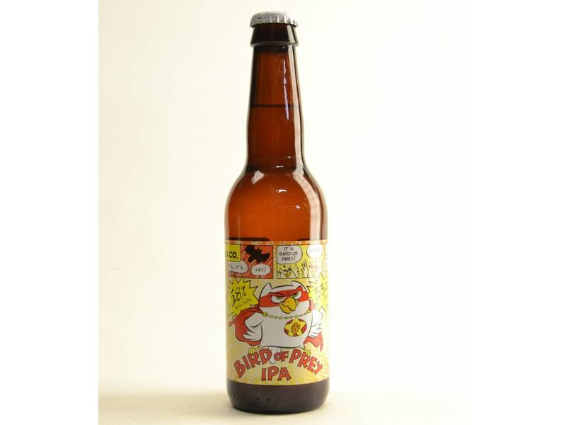A4 Uiltje Bird of Prey IPA - 33cl