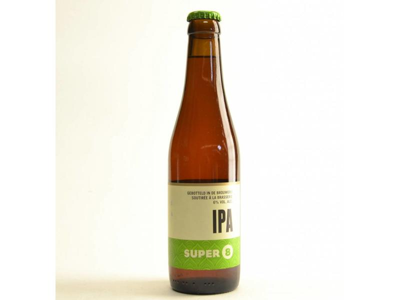A4 Super 8 IPA - 33cl