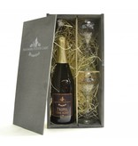 C2 Oude Caert Beer Gift 1x75cl + 2xgl
