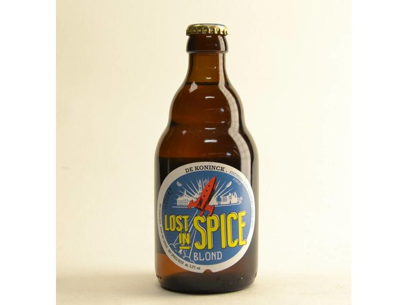 A4 Lost in Spices Blond - 33cl