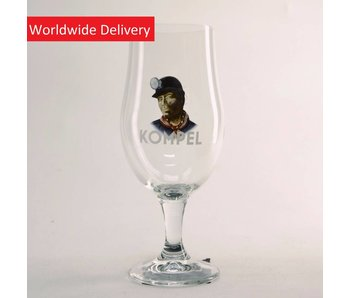 Kompel Beer Glass - 33cl