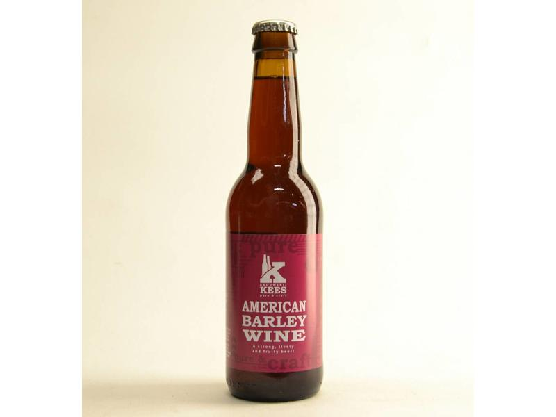 A4 Kees Amercian Barley Wine - 33cl