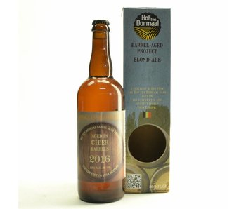 Hof ten Dormaal Barrel Aged Project Blond - 75cl