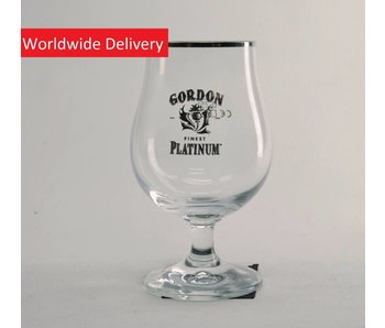 Gordon Finest Platinum Beer Glass - 25cl
