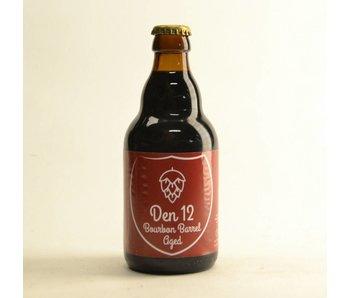Gaverhopke Den 12 Bourbon Barel Aged - 33cl