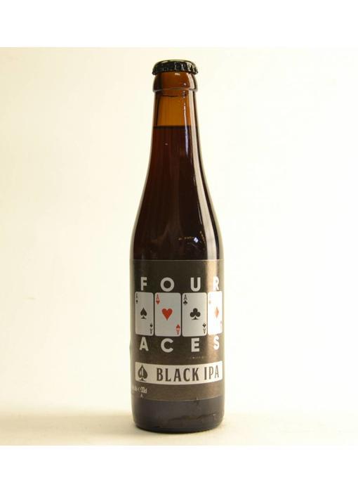 Four Aces Black IPA - 33cl