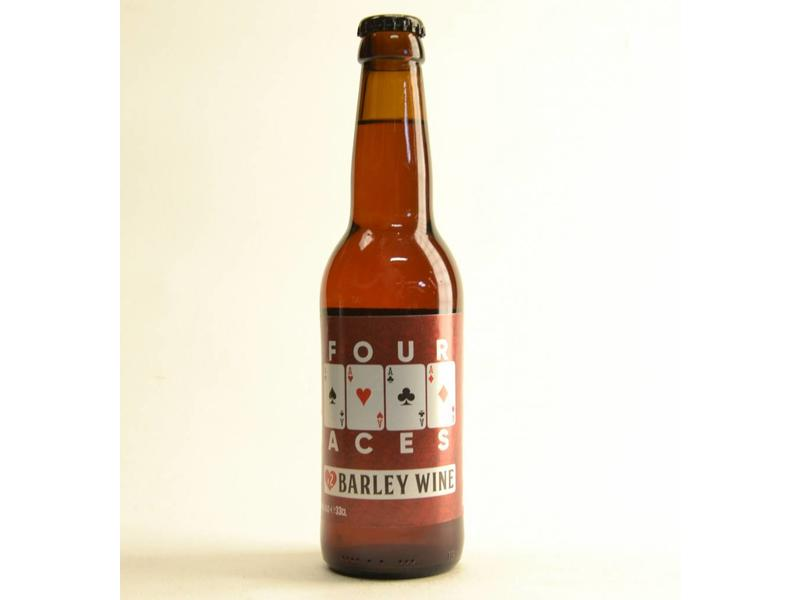 A4 Four Aces Barley Wine - 33cl