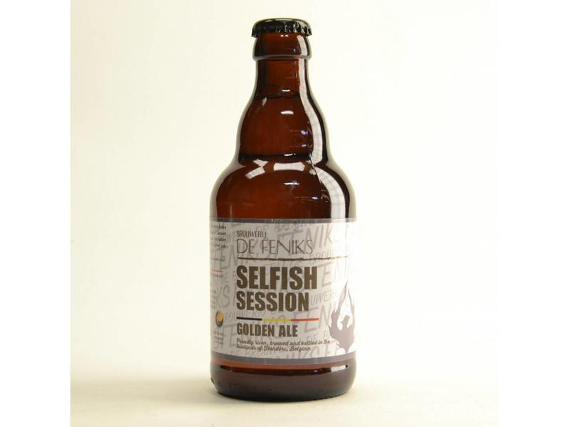 A4 De Feniks Selfish Session - 33cl