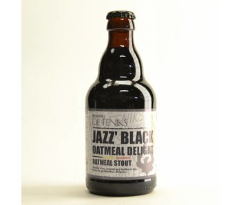 De Feniks Jazz Black Oatmeal Delight - 33cl