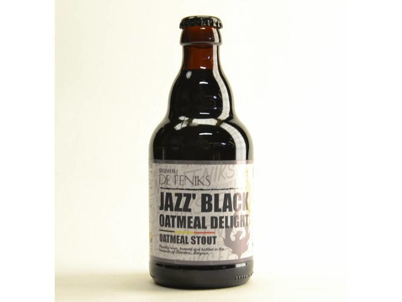 A4 De Feniks Jazz Black Oatmeal Delight - 33cl