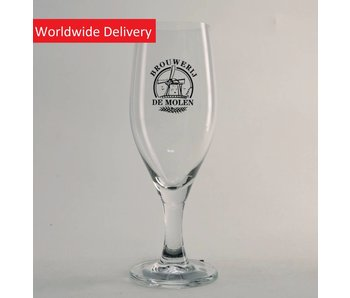 Brouwerij de Molen Beer Glass - 25cl