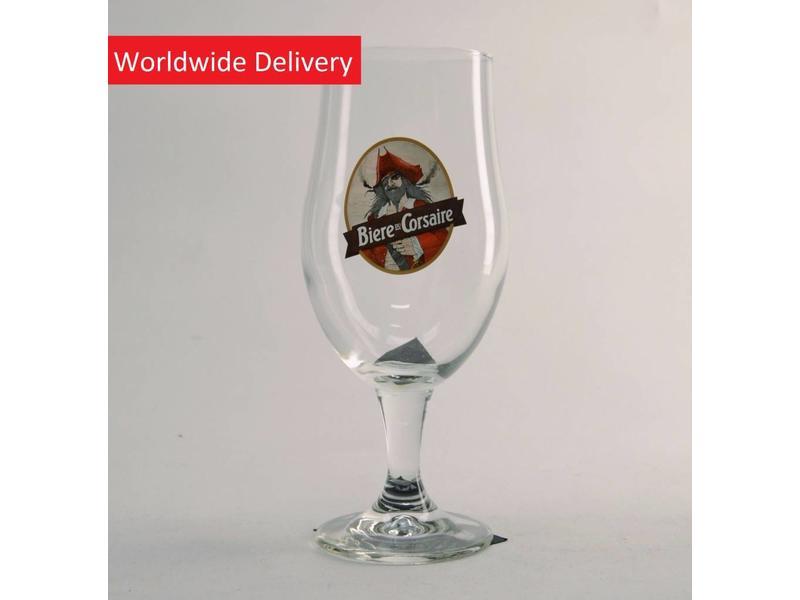 G Biere du Corsaire Bierglas