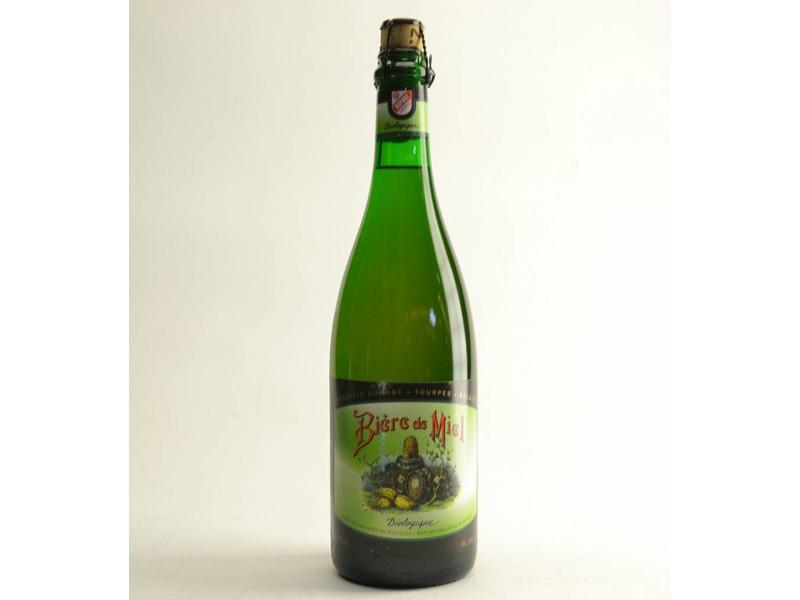 B4 Biere de Miel Biologique - 75cl