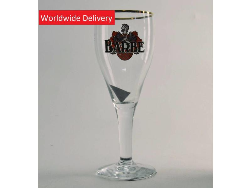 G4 Barbe Beer Glass - 33cl
