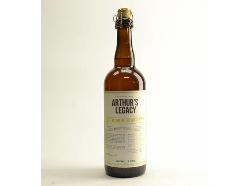 B4 Arthurs Legacy Return White Widow - 75cl