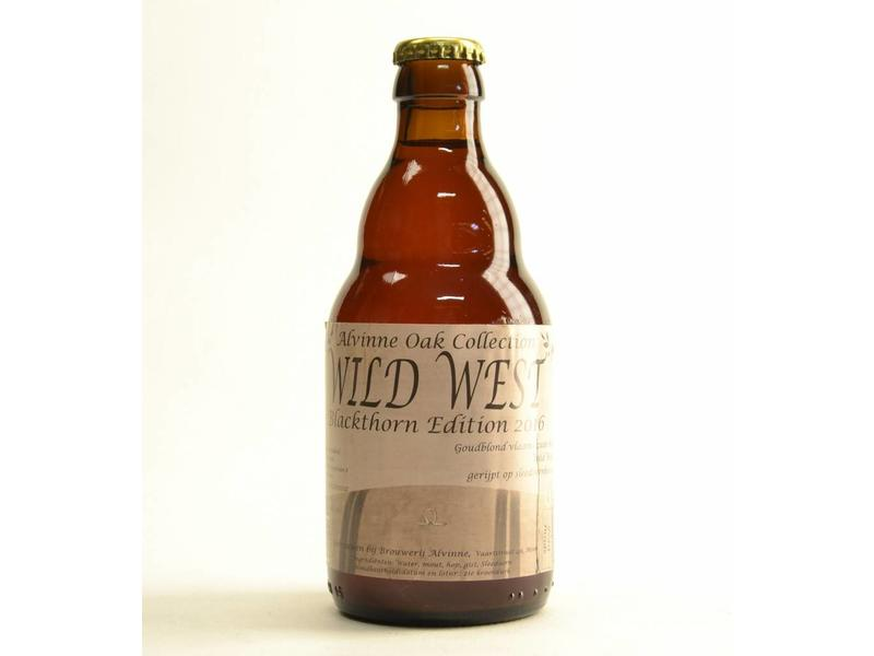 A4 Alvinne Wild West Blackthorn Edition - 33cl