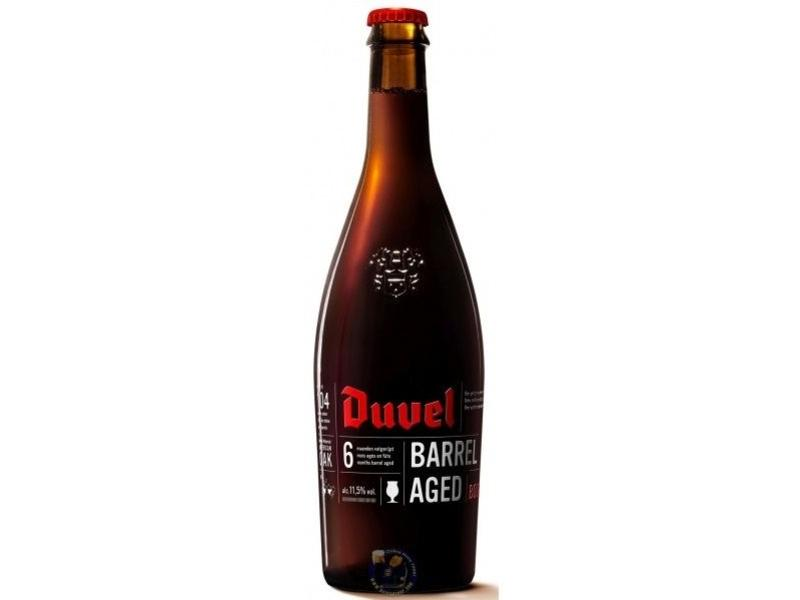 B4 Duvel Barrel Aged - 75cl