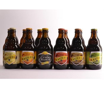 Box de Biere de Selection Kasteelbier