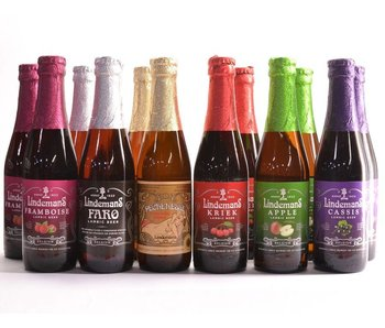 Box de Biere de Selection Lindemans