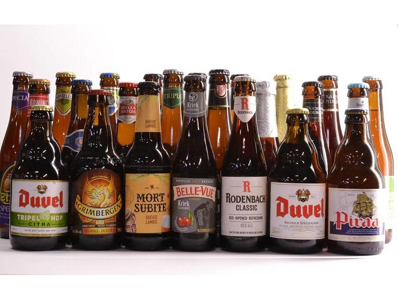 E Discover Belgian Beer Box