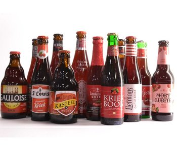 Top 12 Kriek bieren