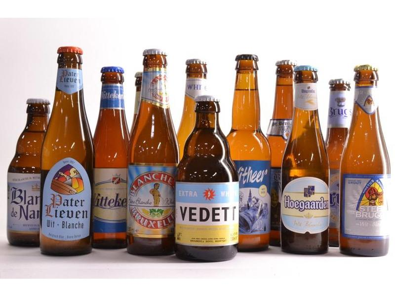 E Top 12 Witbier Box
