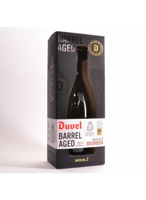 Duvel Barrel Aged (batch 3) - 75cl