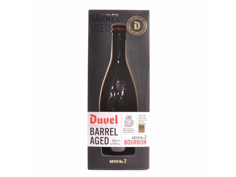 B4 Duvel Barrel Aged (batch 2) - 75cl