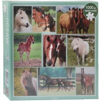 Horka Paarden puzzle Horses