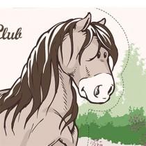 Nici Paarden Notitieboek Grijs Beige