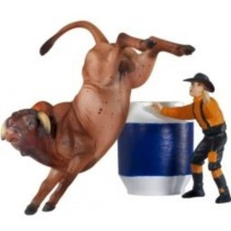Breyer CollectiBulls Jalapeno