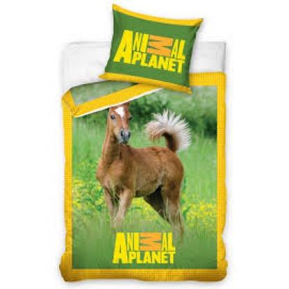 "Animal Planet Dekbedovertrek Animal Planet Veulen ""Staartje"""