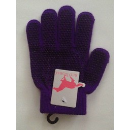 Red Horse Handschoenen Magic Uni-Kids-Purple