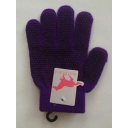 Red Horse Handschoenen Magic Uni-Adult-Purple